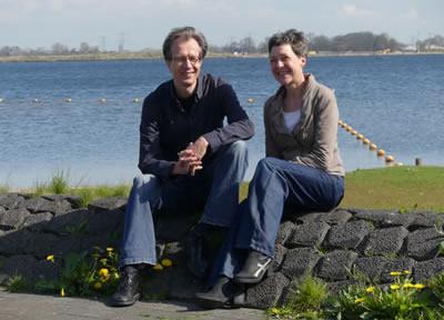 Henriet Veen en Rik Tangerman