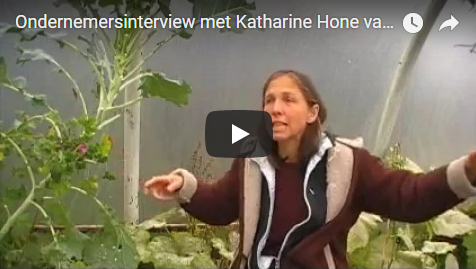 Katharine Hone van Permacultuur Zwolle