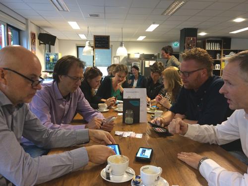 Open Cofee Zwolle 12 oktober 2016